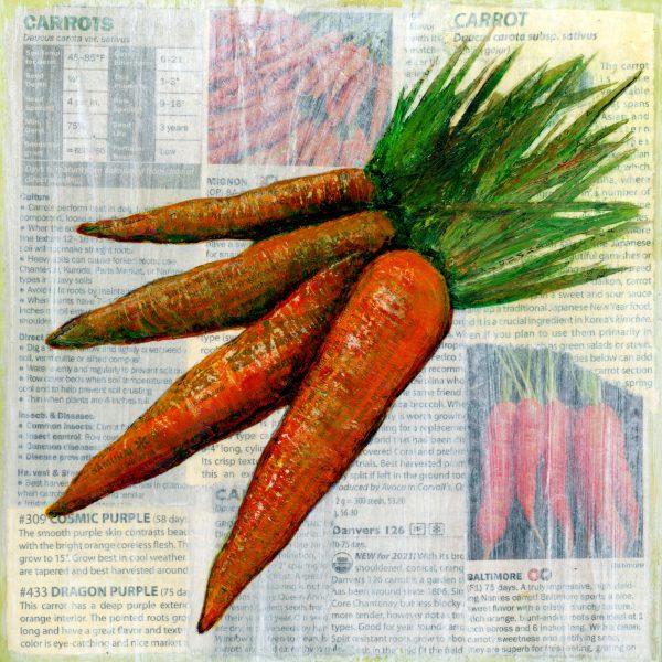 Victory garden: Carrots