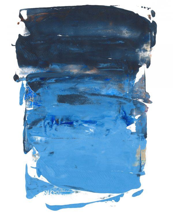 Blue Window I