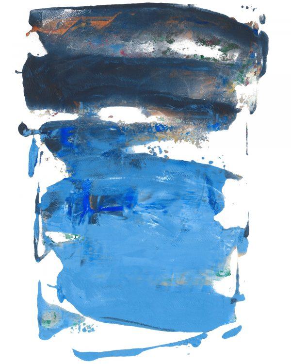 Blue Window II