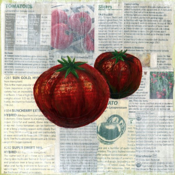 Victory Garden: Tomatoes