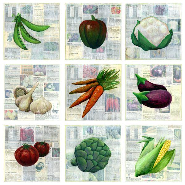 Victory garden: Full harvest